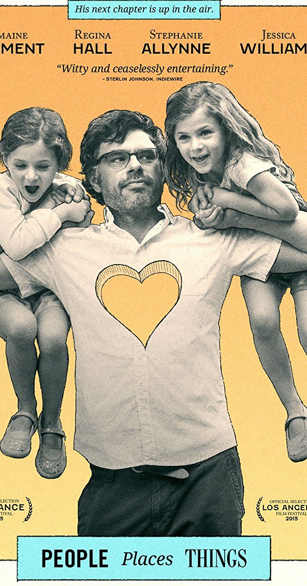 Directed by Jim Strouse.  With Jemaine Clement, Regina Hall, Jessica Williams, Stephanie Allynne. Will Henry is a newly single graphic novelist balancing parenting his young twin daughters and a classroom full of students while exploring and navigating the rich complexities of new love and letting go of the woman who left him.