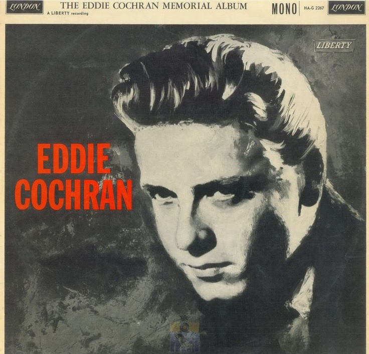 The Eddie Cochran Memorial Album 1960 Http Www