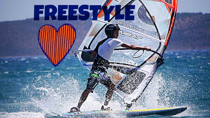 Freestyle windsurfing by panos...awsome!