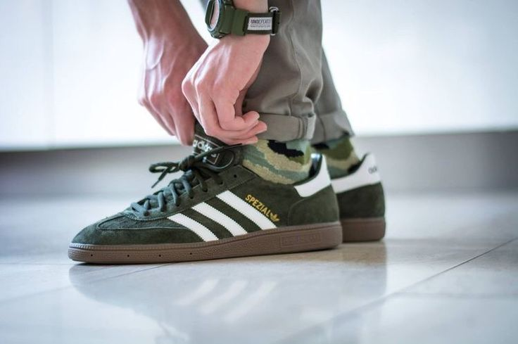 c78c27bbccc2 adidas spezial green and white