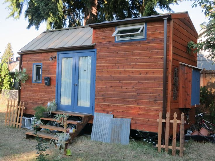 99 best tiny house exteriors images on Pinterest Small houses