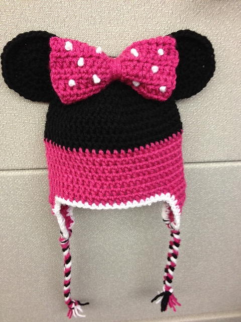 The 127 best images about Crochet Mickey & Minnie hats on Pinterest Mic...