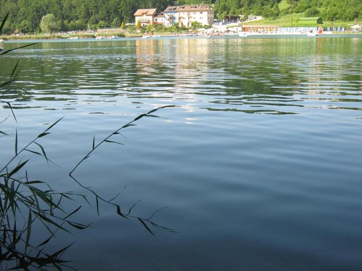Lavarone Lake - Italy-