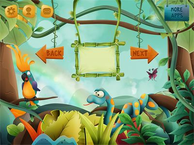 #game #apps #ui #creative