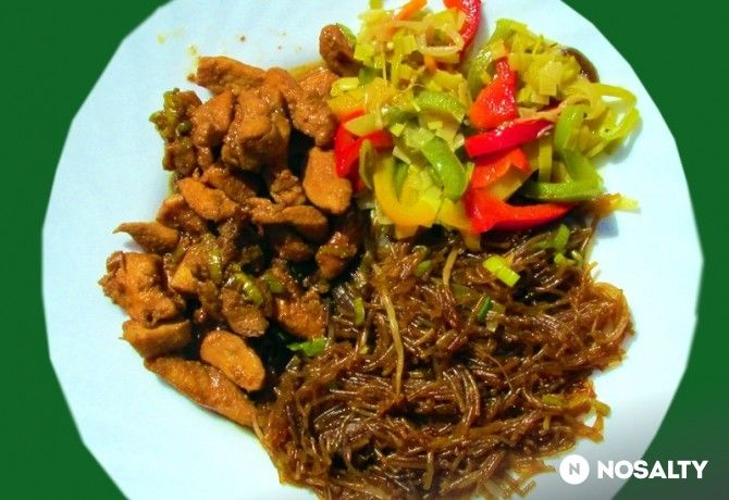 Kínai csirkemell Tommy módra