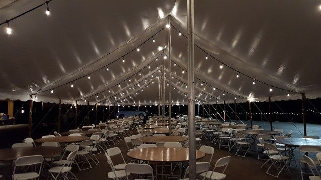 Duluth Event Lighting provides all kinds of lighting options for outdoor tents. We even have a inventory of generators if your tent is away from a power ... & 10 best Tent weddings 2017 images on Pinterest | Bodas Highlight ...