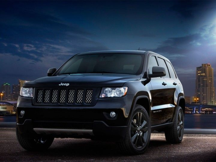 Jeep unveils 2012 Grand Cherokee production-intent concept