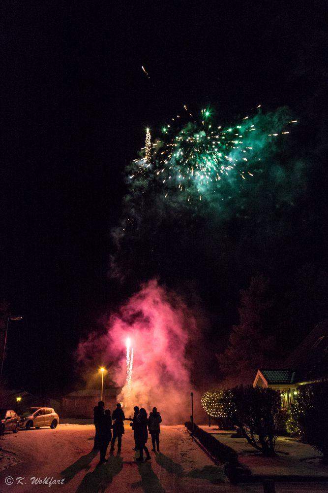New Years Eve 2014/2015 on Blåbärsstigen in Gullringen. | Katarina Wohlfart