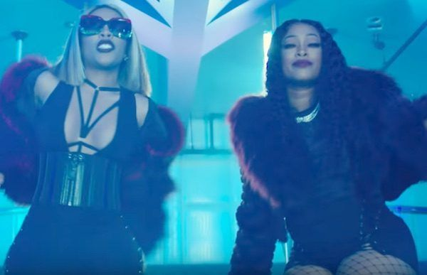Black #Cosmopolitan New Video: Trina - 'If It Ain't Me (ft. K. Michelle)' - BlkCosmo.com   #Compliments, #HereWeGo, #HIPHOP, #I, #KMichelle, #OralLiterature, #Trina, #VocalMusic        Trina teams with R&B star K. Michelle for brand new single 'If It Ain't Me' – the video for which premiered moments ago. Directed by Michael Garcia, the visual features rapper Dave East as the Queen of Miami's wayward lover. The release is the latest to be issued from the 38-y