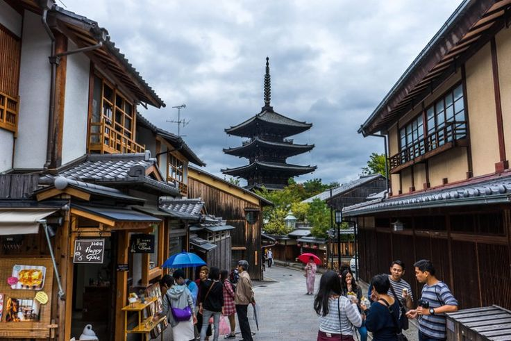 Geishaer & Templer - Oplev det traditionelle Japan i Kyoto her: http://www.backpackerne.dk/kyoto/
