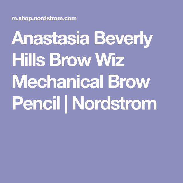Anastasia Beverly Hills Brow Wiz Mechanical Brow Pencil   Nordstrom