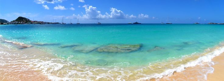 Honeymoon in Saint Martin, Caribbean