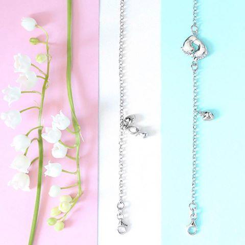Почему считают, что подарок беременной женщине должен быть обязательно полезный? Почему бы не порадовать будущую мамочку приятным и действительно памятным подарком. #kazka #kazkajewelry #jewelry #kazkajewelry_украшения