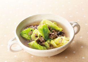 キャベツの雑穀スープ レシピ|らでぃっしゅレシピ