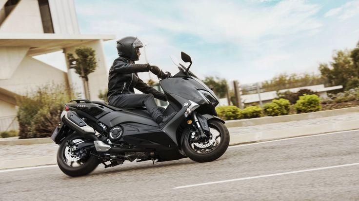 Nouveau Yamaha TMAX 2017