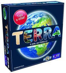 Terra társasjáték 8990 Ft - Szellemlovas társasjáték webshop