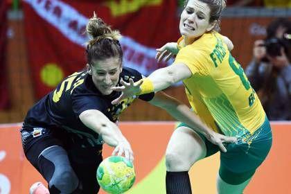 Rio-2016: Handebol feminino - Brasil x Espanha