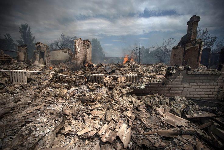 Война в Украине как социальный невроз