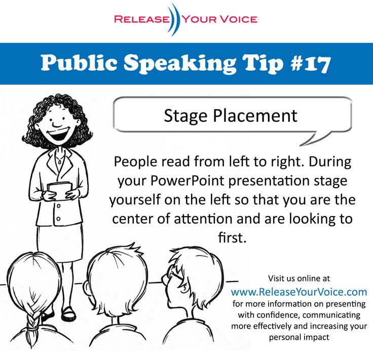 Best Public Speaking Tips Via Ryv Images On