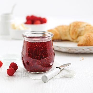 Confiture de framboises - Recettes - Cuisine et nutrition - Pratico Pratique