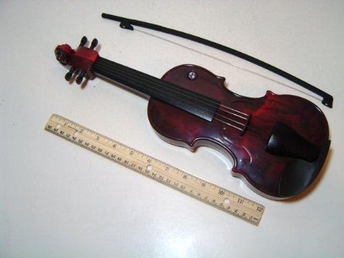 Amazon.com: Toy Violin -- Electronic Toy Violin for Kids: Toys & Games