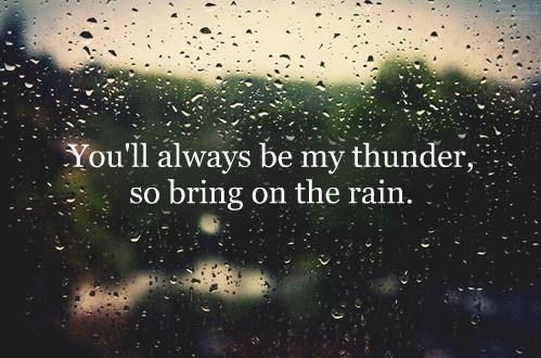 Boys Like Girls Thunder Lyrics