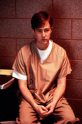 Edward Norton in Primal Fear...omg, he was SO good in this!