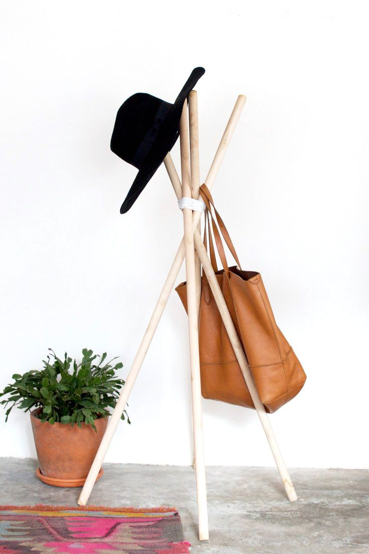 19+ Best DIY Coat & Hat Rack Ideas For Sweet Home tag: hat hanger