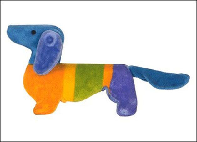 Olympic mascots through the years: The good, the bad and the just plain weird - 1972 Munich -- Waldi, the Dachshund