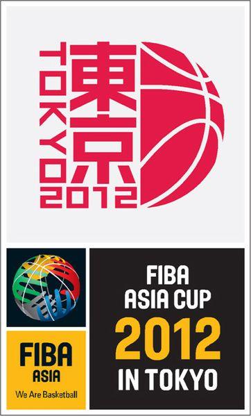 FIBA Asia Cup 2012 Basketball Game Standings