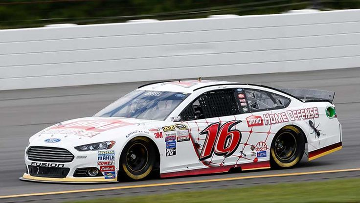 Greg Biffle will start 27th in the No. 16 Roush Fenway Racing Ford.    --  Axalta 'We Paint Winners' 400 starting lineup | NASCAR.com 6/5/15