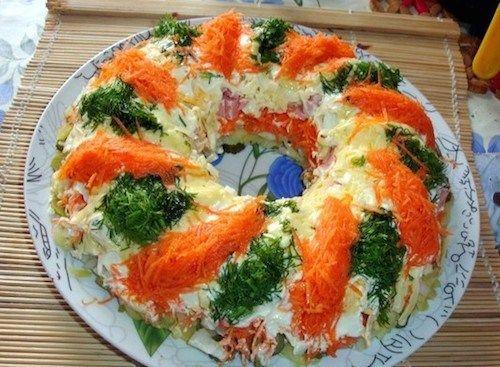 Особенности приготовления салатов для кормящих мам: готовим вкусно и полезно! | Застолье-онлайн