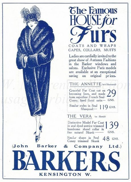 1919/1920 advertisement. | Flickr - Photo Sharing!