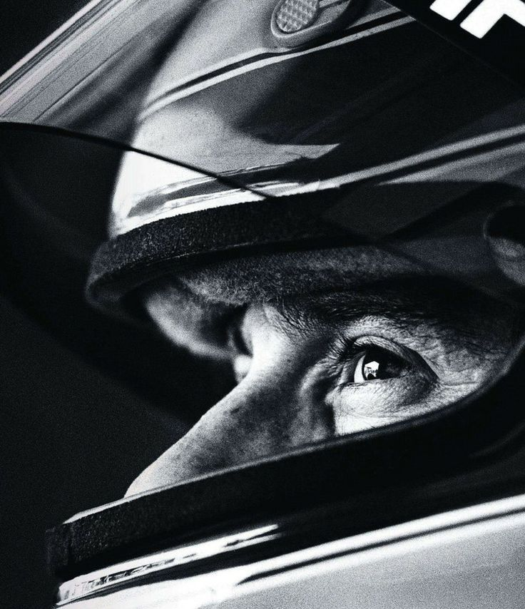 Ayrton Senna!