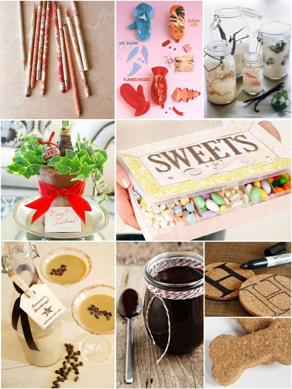 1000 Images About Xmas Gift Ideas On Pinterest Candy