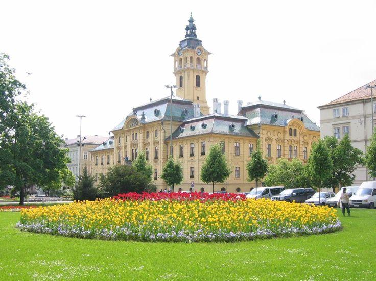 city Hall Szeged