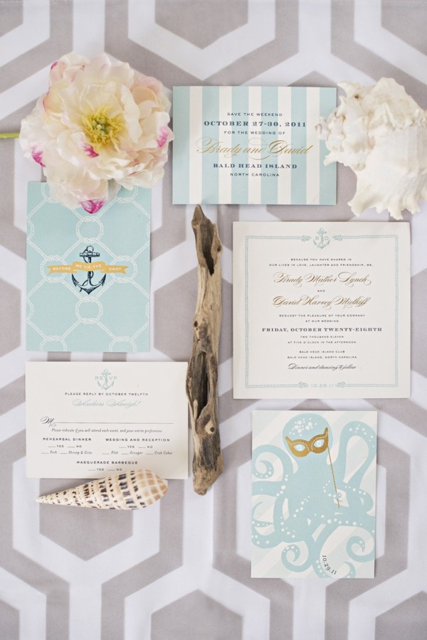 make your own wedding invitations online free%0A Bald Head Island Wedding by Harwell Photography