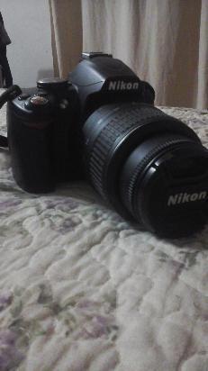 Fotos de camara digital nikon d3000 semiusada oportunidad!!!