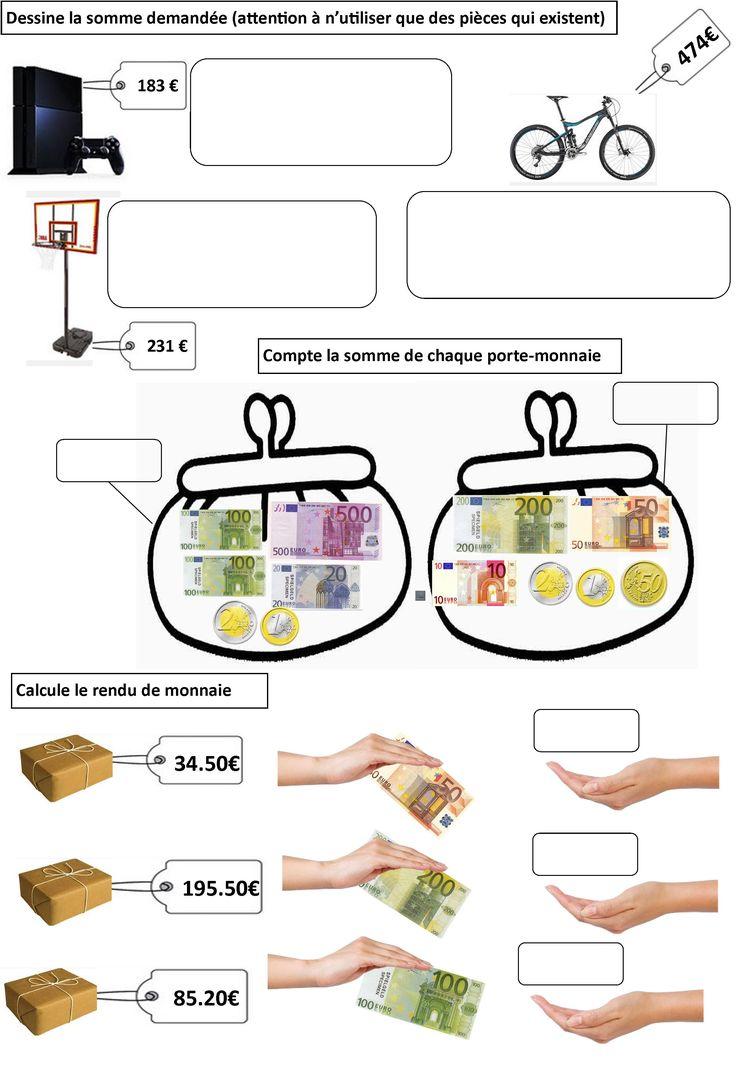 EURO Labyrinthes Compte caddy | BLOG de Monsieur Mathieu GS CP CE1 CE2 CM1