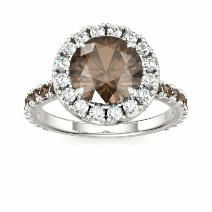 Best Citrine Engagement Ring Colors of Eden