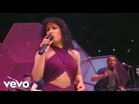 Selena - Amor Prohibido (Live From Astrodome) - YouTube