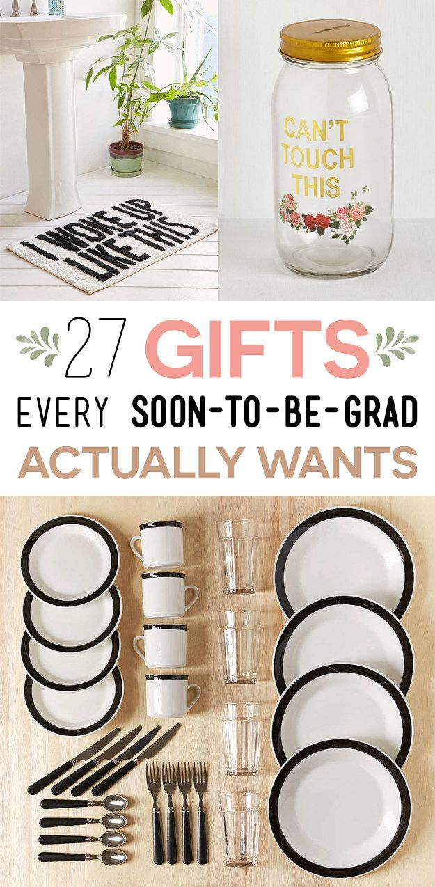 27 Graduation Gifts That Will Kickstart Adulthood