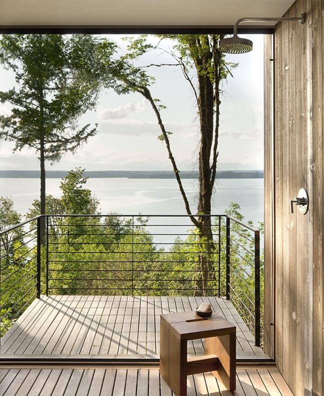 Indoor Outdoor Shower 168 best indoor-outdoor spa sanctuaries images on pinterest