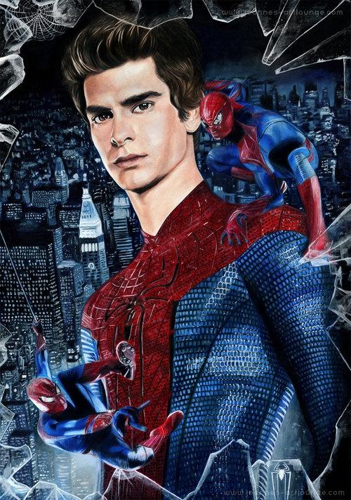The Amazing Spider-Man - Andrew Garfield