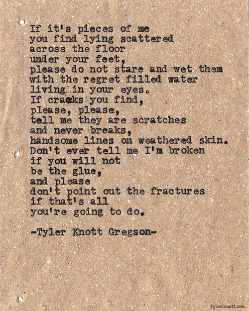 I M Broken Quotes Tumblr: Best 25+ I'm Broken Ideas On Pinterest