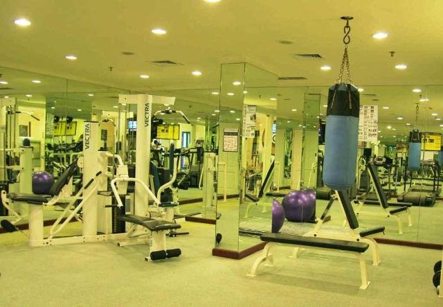 Hotel Aryaduta Mks Fitness Center - Relax your body and soul by joining us in full health & wellness exercise, available at basement