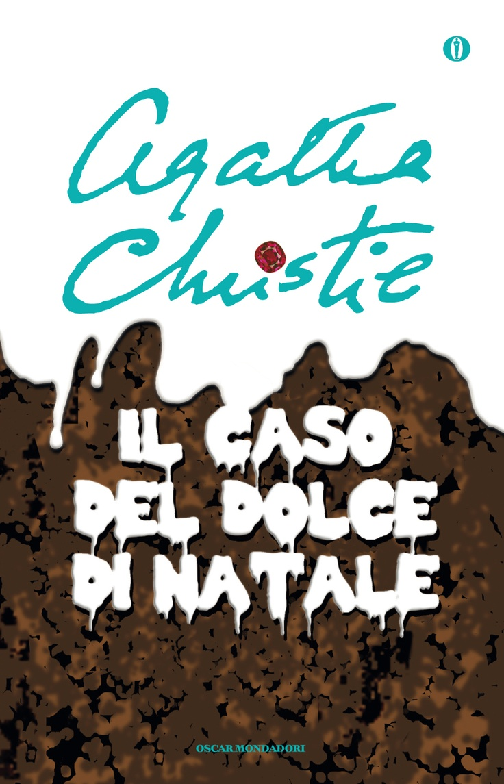 16 best agatha christie le nuove copertine images on pinterest il caso del dolce di natale fandeluxe Choice Image