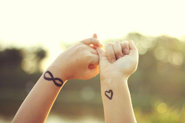 Infinity tattoo - 45 Infinity Tattoo Ideas