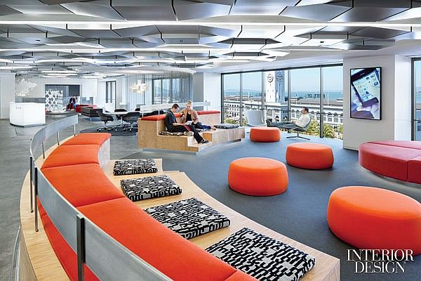 Breakout space idea...could we have colourful, comfortable but more modular ways of creating more breakout space for small group group in training...sometimes we need walls but not always!