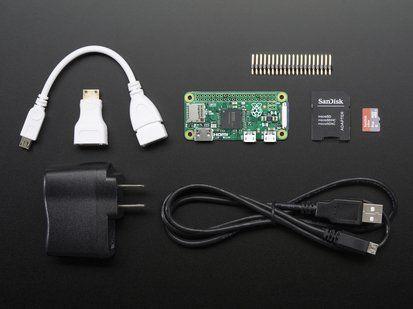 Raspberry Pi Zero - Version 1.3 ID: 2885 - $5.00 : Adafruit Industries, Unique…